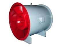 轴流风机工作需要低静压条件,且需低噪声。