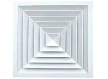 方形,矩形散流器